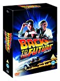 Back to the Future Trilogy [DVD + UV Copy]