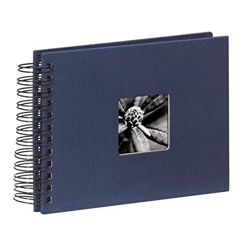 hama-fine-art-album-fotografico-a-spirale-50-pagine-24-x-17-cm-colore-blu