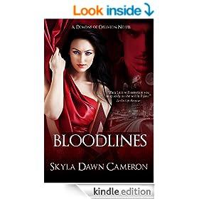 Bloodlines (Demons of Oblivion Book 1)