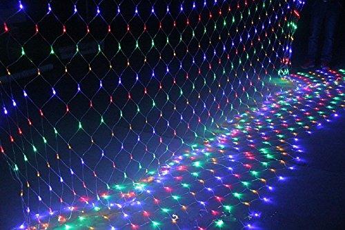8-Modes-2ML3MW-Waterproof-Twinkle-Indoor-Outdoor-Net-Mesh-Fairy-String-Lights