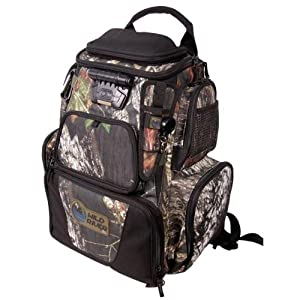 Wild River NOMAD Mossy Oak Tackle Tek Lighted Backpack w o Trays by Wild River