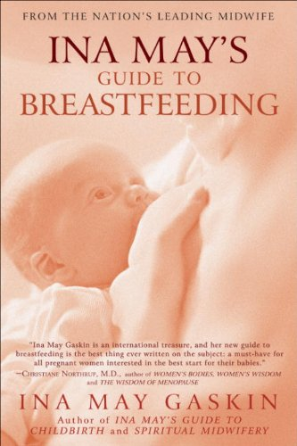 Ina May'S Guide To Breastfeeding front-1025150