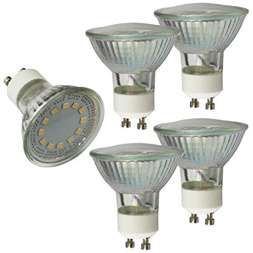 5x mumbi xq lite led lampe gu10 mr16 3w 3000 kelvin warmwei 230 lumen energieklasse a ersetzt. Black Bedroom Furniture Sets. Home Design Ideas