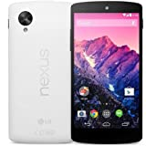 Brand New LG Nexus 5 D821 White 16GB (FACTORY UNLOCKED) 4.95 , 2.3GHz Quad Core , 8MP