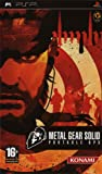 echange, troc Metal Gear Solid Portable Ops