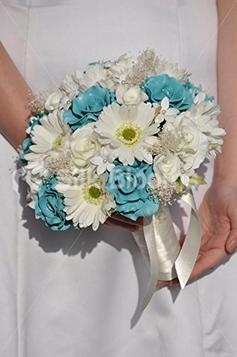 romantic-pure-white-gerberas-aqua-fresh-touch-roses-bridal-wedding-bouquet