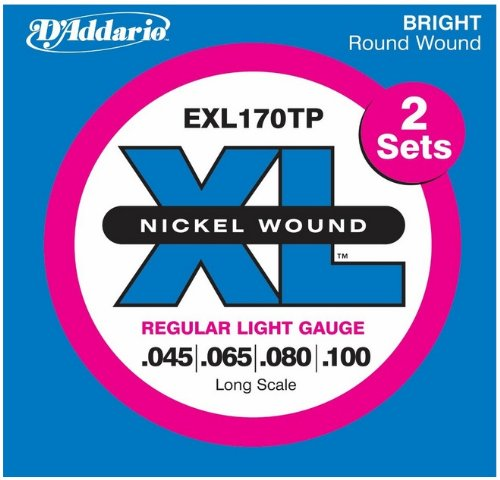 D ' Addario D'Addario bass string TP Twin Pack [parallel import goods: 170 TP (.045-.100 (4 /Long))