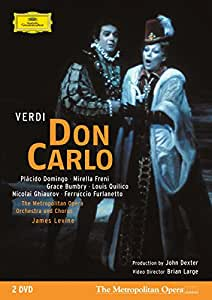 Don Carlo (Opéra) - Edition 2 DVD