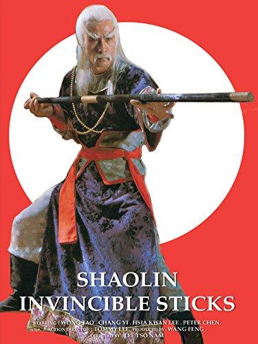 Shaolin Invincible Sticks on Amazon Prime Instant Video UK