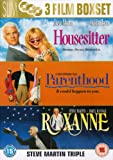 3 Film Box Set: Housesitter/Parenthood/Roxanne [DVD]