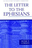 Letter to the Ephesians (Pillar New Testament Commentary)