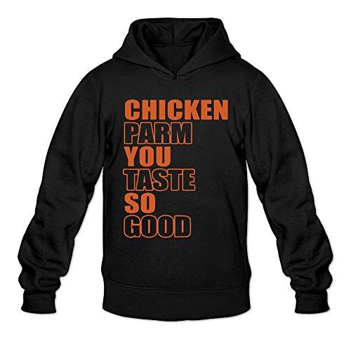 Men's Chicken Parm You Taste So Good Sweatshirt Hoodie (Chicken Pillow Pet compare prices)