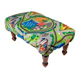 ABC Fun Pads Safety Table Cover, City Adventures, Large