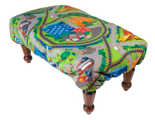 Abc Fun Pads Safety Table Cover City Adventures Large