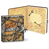 Top Secret Lock and Key Diary