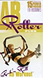 51h2LU577yL. SL160  AB Roller Plus: Rock n Roll Ab Workout (Tape only, machine is not included)