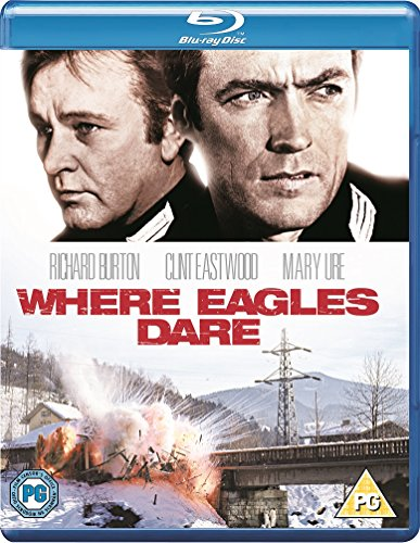 Where Eagles Dare  [Blu-ray]
