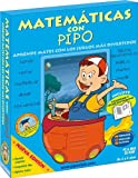 51h2PzcPBaL. SL160  Matematicas con pipo (CD rom)