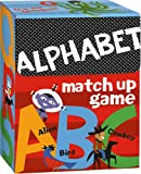 img - for Alphabet Match Up Game (Cards) book / textbook / text book