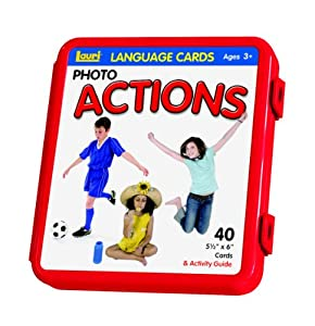 Actions Language Cards