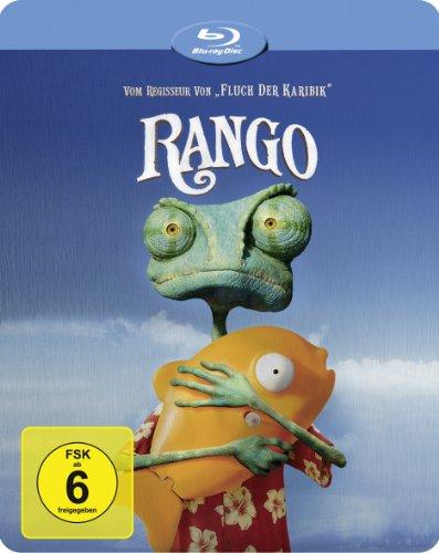 Rango - Steelbook [Blu-ray]