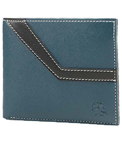 Leon Trucut Gents Wallet-BLBLK  available at amazon for Rs.250
