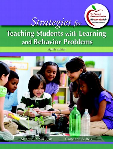 Strategies for Teaching Students with Learning and...