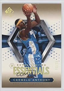 Carmelo Anthony #16 25 Denver Nuggets (Basketball Card) 2004-05 SP Authentic Extra... by SP Authentic
