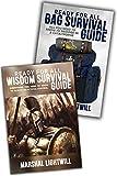 SURVIVE All Crisis Bag & Wisdom Prepper Guides BOX SET: Survivalist Preparation Security For any Catastrophic Events (storage survival, Bug out bag, survival ... DIY Survival, preppers guide, Survivalist)