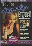 How to Hypnotize Anyone DVD, Learn Hypnosis and Master the powerful secret skills, with Wendi
