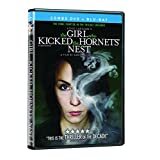 The Girl Who Kicked the Hornets' Nest [Blu-ray + DVD]by Noomi Rapace