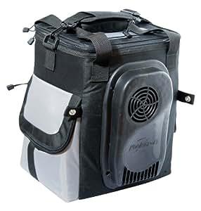 Koolatron 14-Quart Soft-Sided Electric Travel Cooler, Dark Grey