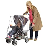 Jeep Deluxe Stroller Weather Shield ~ HIS Juveniles