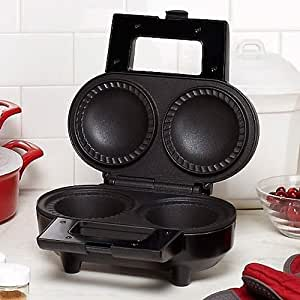 Wolfgang puck pie maker black electric crepe for Wolfgang puck pie maker recipes
