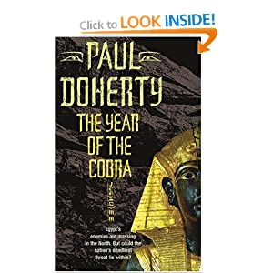 The Year of the Cobra (Ancient Egypt Trilogy) Paul Doherty
