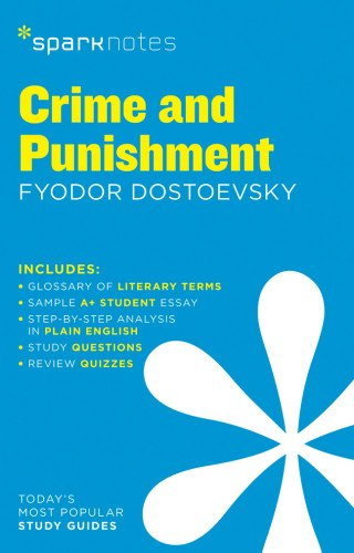 a literary analysis of crime and punishment by dostoevsky