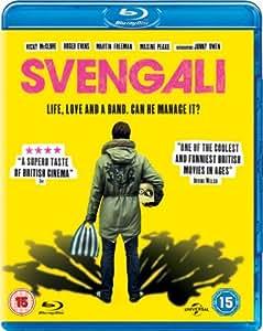 Svengali [Blu-ray] [2013] [Region Free]