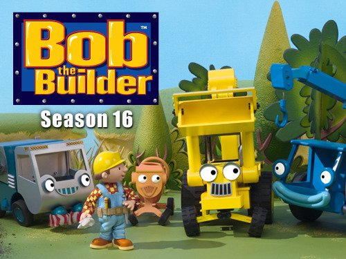 watch bob the builder on amazon prime instant video uk