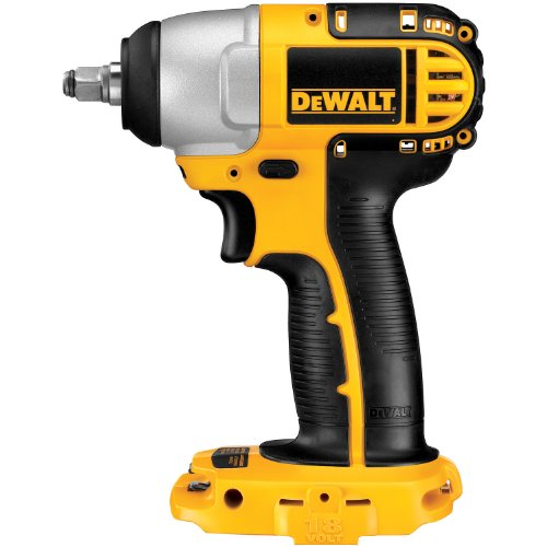 DEWALT Bare-Tool DC823B 3/8-Inch 18-Volt Cordless Impact Wrench (Tool Only, No Battery)