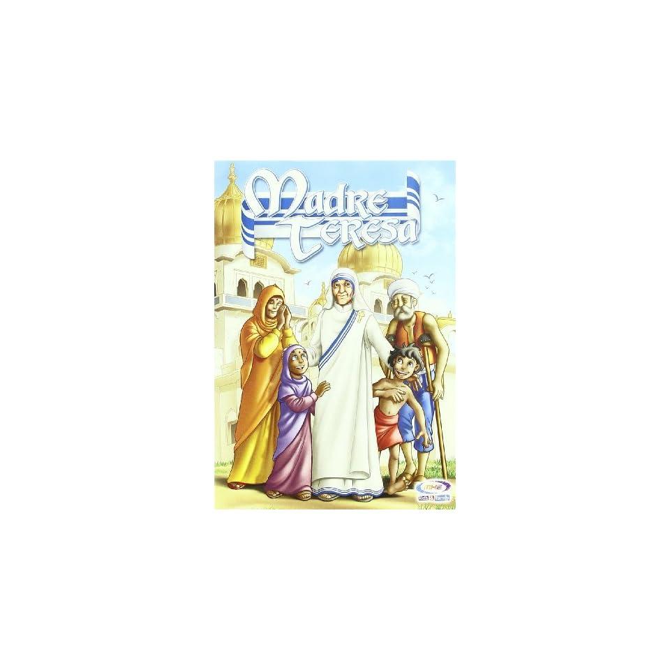 Mother Teresa (2005) ( Madre Teresa ) [ NON USA FORMAT, PAL, Reg.2 Import   Italy ]