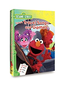 Elmo's Travel Songs & Games