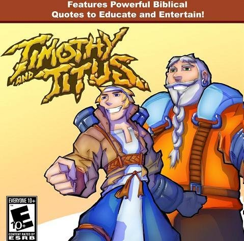CHRISTIAN COMPUTER GAMES Timothy and Titus