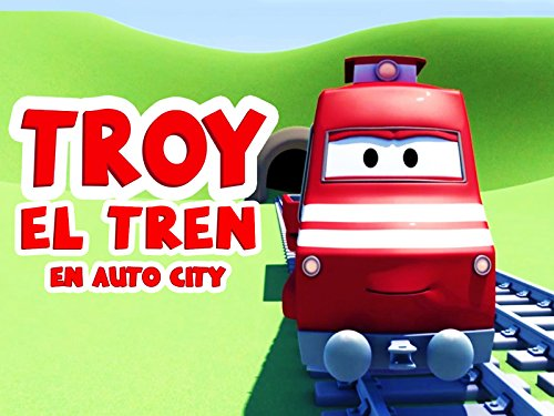 Troy el Tren en Auto City