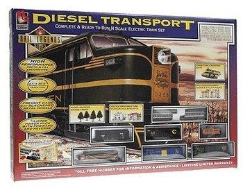 Life-Like - Diesel Transport FA1 GN Set N - Buy Life-Like - Diesel Transport FA1 GN Set N - Purchase Life-Like - Diesel Transport FA1 GN Set N (Life Like, Toys & Games,Categories)