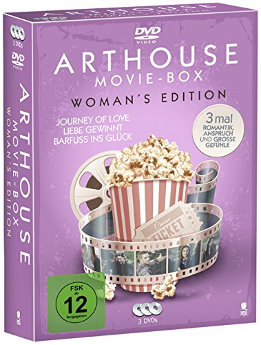 Arthouse - Movie Box (Woman's Edition) [3 Blu-rays] [3 DVDs]