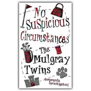 No Suspicious Circumstances - Helen and Morna Mulgray