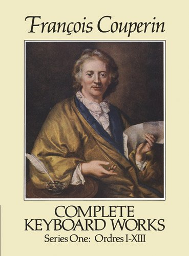 Complete Keyboard Works, Series One (Dover Music for Piano)