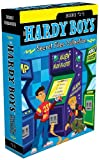 img - for The Hardy Boys Secret Files Collection Books 1-5: Trouble at the Arcade; The Missing Mitt; Mystery Map; Hopping Mad; A Monster of a Mystery (Hardy Boys: The Secret Files) book / textbook / text book