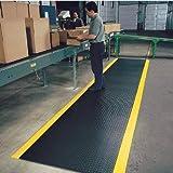 Diamond Antifatigue Floor Mat - 5ft. x 3ft. Dim.