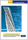 img - for Differential Equations and Linear Algebra, Books a la Carte Edition (2nd Edition) book / textbook / text book